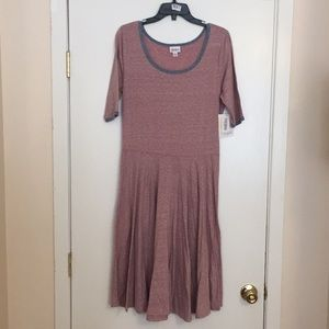 XL LuLaRoe Nicole Dress G03 1953